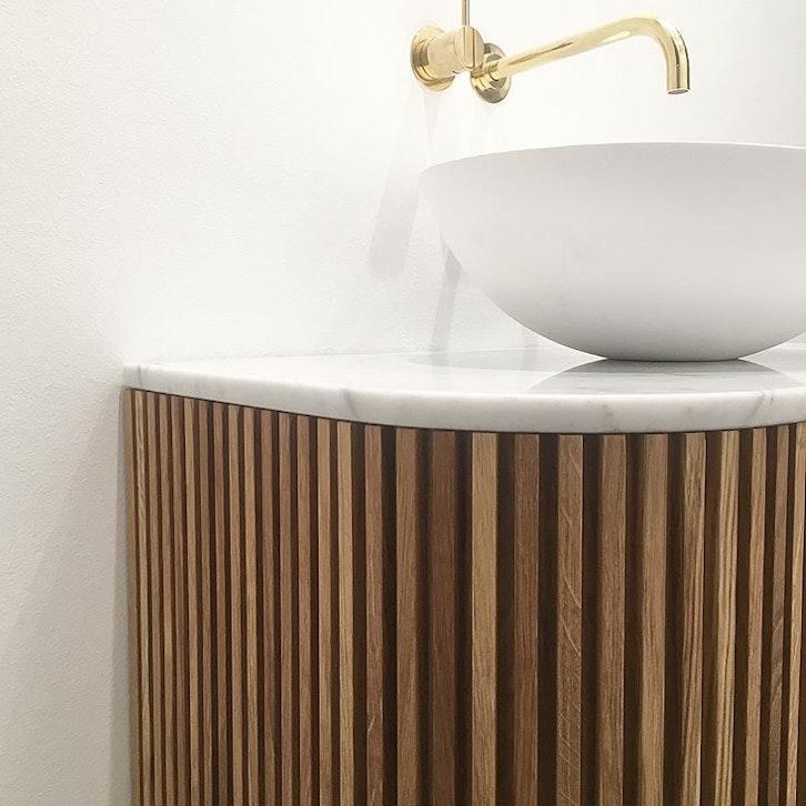 korp snedkerløsninger - Badeværelse snedkerløsninger